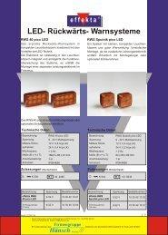 Produktinformation RWS Sputnik pico LED - Hänsch