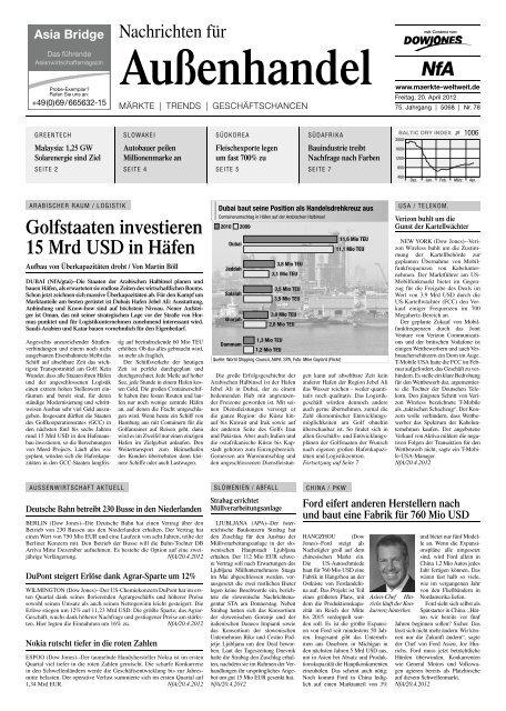 Außenhandel - Bundesverband eMobilität e.V.