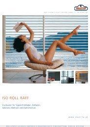 ISO rOll raff - Valetta Sonnenschutz