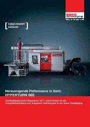 HYPERTURN 665 HYPERTURN 665 - Emco Maier GmbH