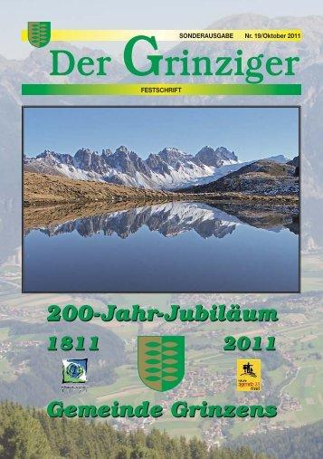 (8,41 MB) - .PDF - Gemeinde Grinzens - Land Tirol