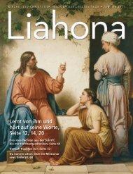 Januar 2011 Liahona - The Church of Jesus Christ of Latter-day Saints