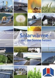 Solarwärme - - Sotec Solar
