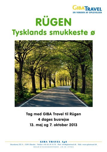 rügen - GIBA Travel