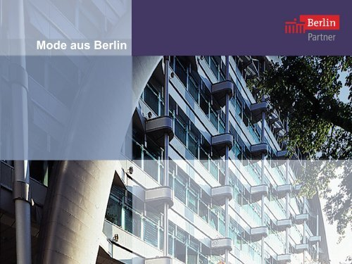 Mode - The Berlin Business Location Center