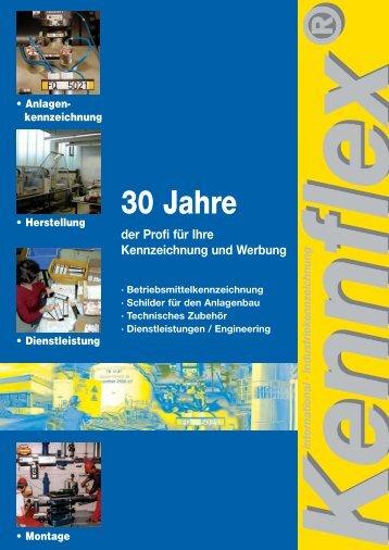 System Kennflex - GFi mbH, Gesellschaft für Industriebedarf mbH