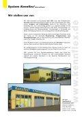System Kennflex - GFi mbH, Gesellschaft für Industriebedarf mbH - Page 2