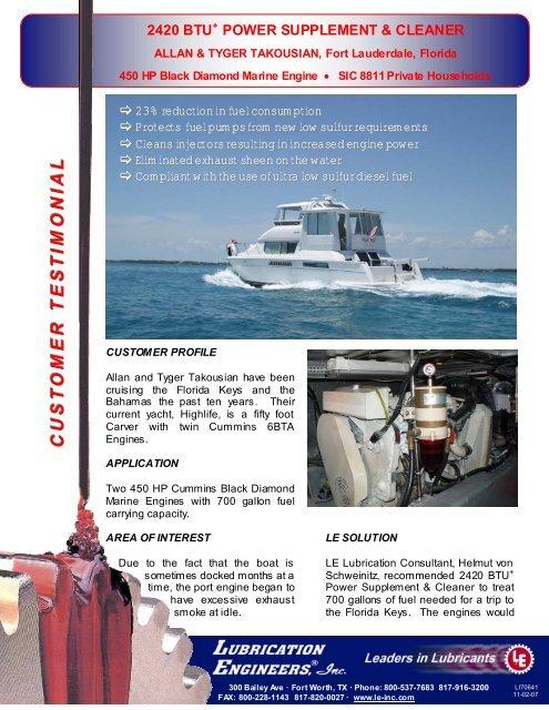 2420 BTU - FGS Lubricants
