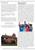 war 2007 Das war 2007 - KJG St. Michael, Ummeln - Seite 4