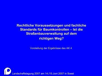 Deutscher Straßen- und Verkehrskongress 2006 in Karlsruhe - FGSV