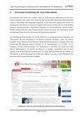 Eine TYPO3-Kurzanleitung für Anwender von Wido Widlewski - Seite 4