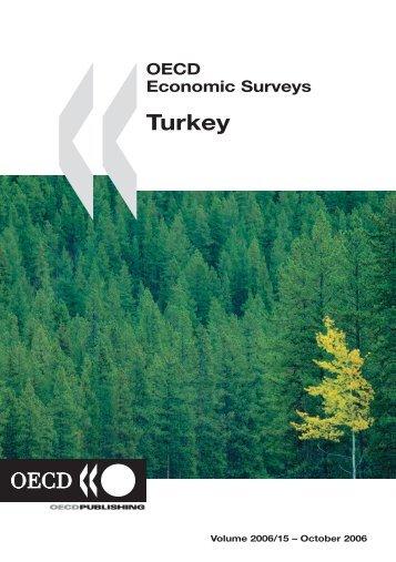 OECD Economic Surveys 2006