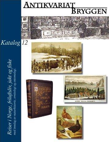 Katalog 12 - Antikvariat Bryggen