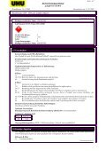Sicherheitsdatenblatt - Maag Technic AG - Seite 6