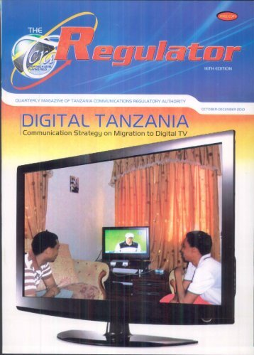 16th Edition - Tanzania Communications Regulatory Authority