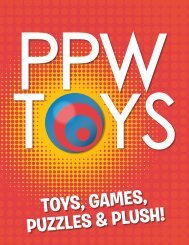 PPW 2012 Toy Catalog - Sports Images, Inc.