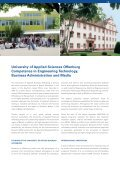 University of Applied Sciences – Hochschule Offenburg - Page 3