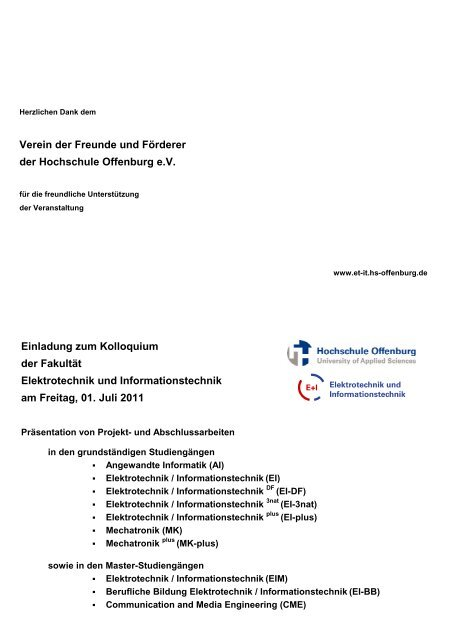 hs offenburg anmeldung thesis