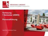 1. Überblick über Personalentwicklung Begriffsbestimmung