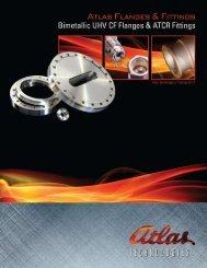 Atlas Flanges & Fittings / Bimetallic UHV CF Flanges ... - Logalt.net