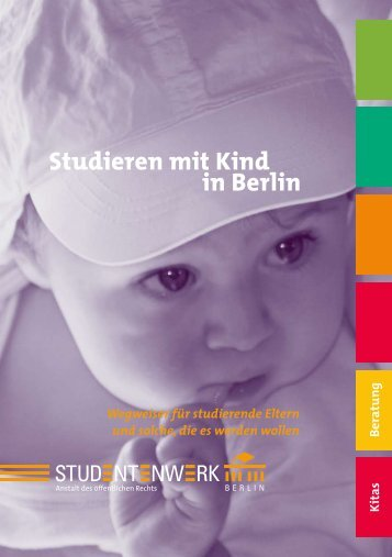 Studieren mit Kind in Berlin - HWR Berlin