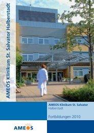 AMEOS Klinikum St. Salvator Halberstadt