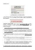 Bando di Gara - Comune di Pitigliano - Page 2