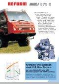 Muli 575S - Landtechnik Rietzler - Page 2