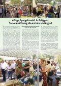 Spargelzeit hat begonnen - Stadtjournal Brüggen - Page 4