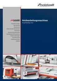 Holzbearbeitungsmaschinen - Herm. Fichtner Hof GmbH