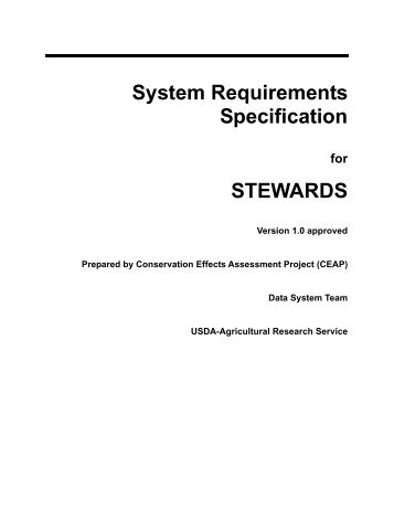 system requirements specification All about user requirement specifications, including examples of requirements and expected content of the user requirement specification.