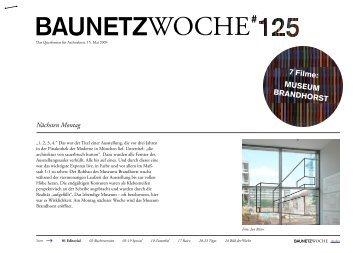 baunetzwoche#125