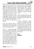 FV Marbach - FC Peterzell - FV 1925 Marbach e.V. - Seite 3
