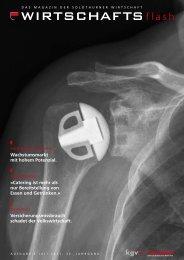Ausgabe 4 Juli 2011 zum - WIRTSCHAFTSflash
