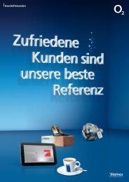 o2 Referenzkunden - Unified Solution GmbH