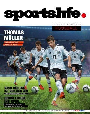 THOMAS MÜLLER HART, ABER FAIR - Intersport