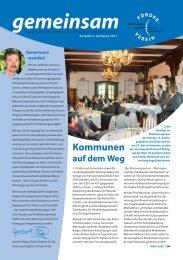 Neuer Service - Klimaschutzportal der Region Hannover