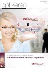 E-Business-Værktøj for danske optikerer - Danmarks Optikerforening