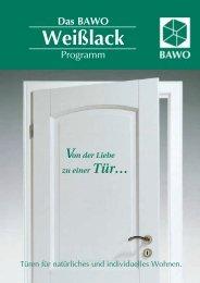Weißlack - Herm. Fichtner Hof GmbH