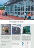 Industrie Aluminium Falttore - Page 2
