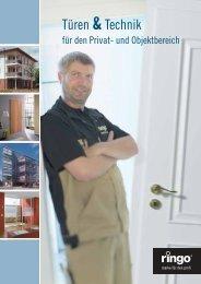 Türen und Technik - Herm. Fichtner Hof GmbH