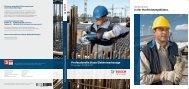Professionelle blaue Elektrowerkzeuge - Herm. Fichtner Hof GmbH