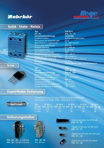 Datenbla tter_Layout 1 - FIEGE electronic GmbH