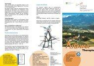 Flyer zur Asthma-Therapie (PDF, 272KB, Datei ist - Fachklinik Gaißach