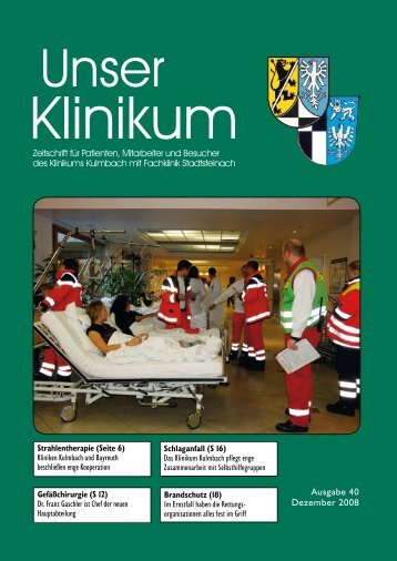 Unser Klinikum - Klinikum Kulmbach