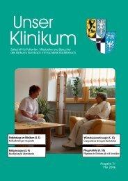 Seelsorge am Klinikum - Klinikum Kulmbach