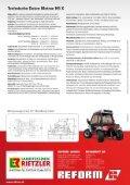 Metrac H5X - Landtechnik Rietzler - Page 2