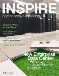 New Enterprise Data Center - IBM
