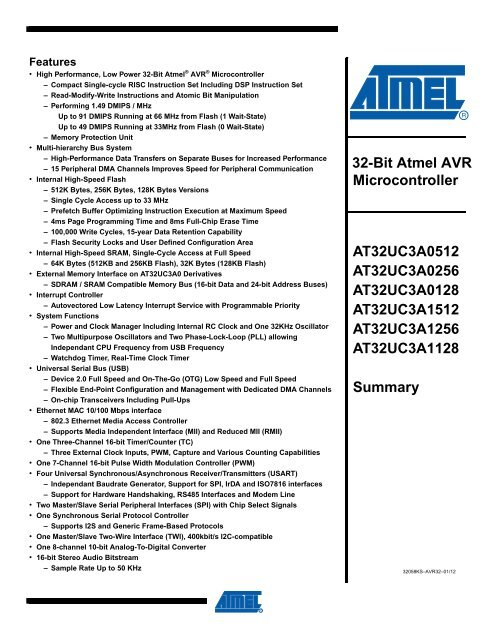 ATMEL AT32UC3A DRIVERS FOR MAC DOWNLOAD