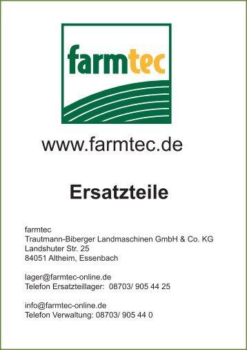 Twiga HXF 3300 - farmtec | Trautmann-Biberger